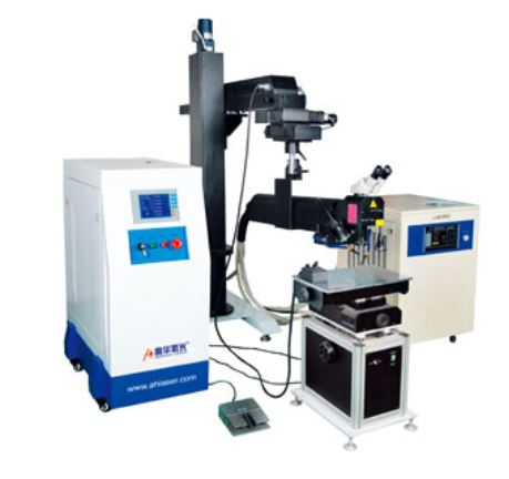 Cantilever Laser Mold Welding Machine